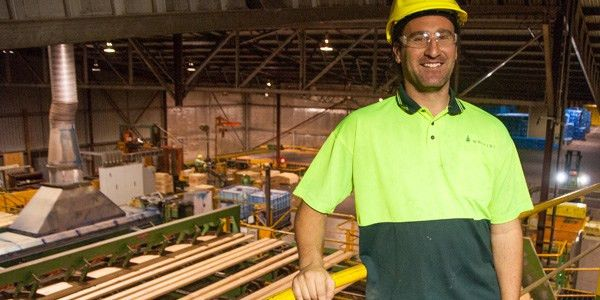 Sawmill Timber Production Operator Career Profile
