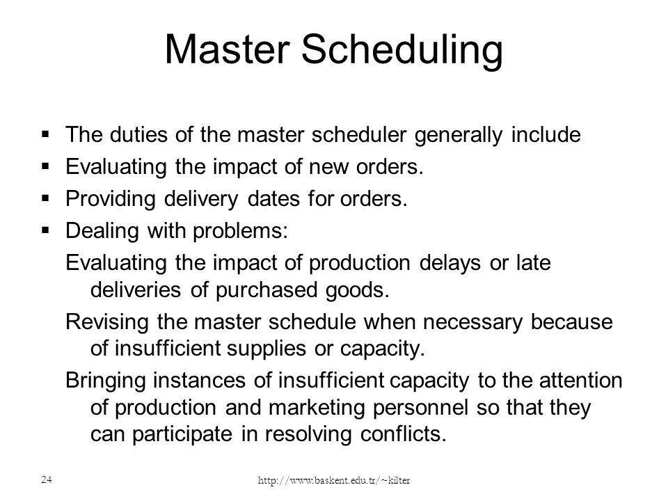 Aggregate Planning. Session Break Up Aggregate Planning Master ...