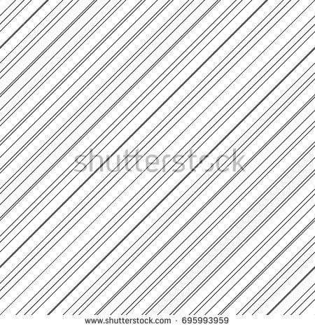 Blue Diagonal Stripes Abstract Background Thin Stock Vector ...