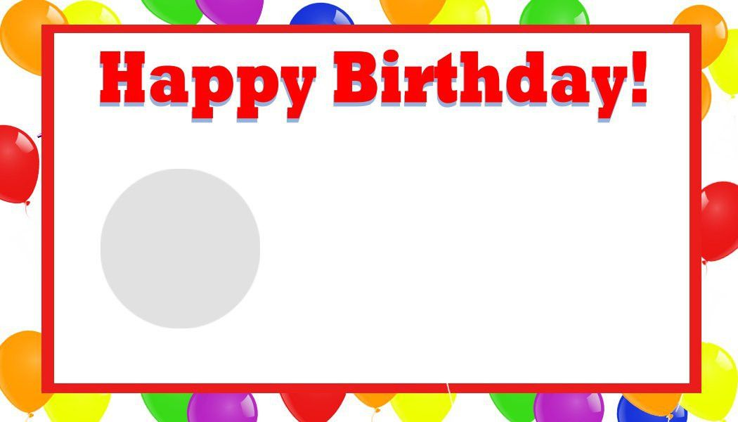 Free Birthday Card Templates – gangcraft.net