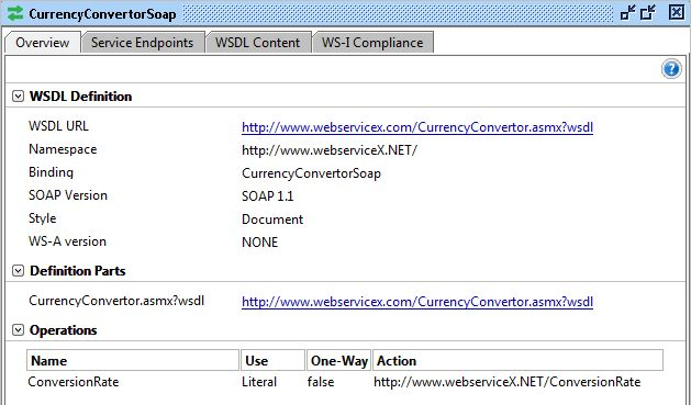 Working with WSDL Files | Documentation | SoapUI