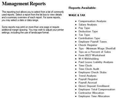 Trend Analysis Report