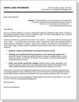 Sample Broadcast Job Letters - dummies