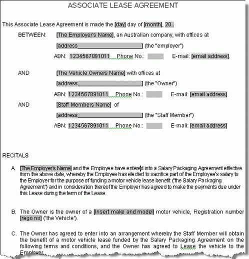 Simple Lease Agreement For Office | Create professional resumes ...