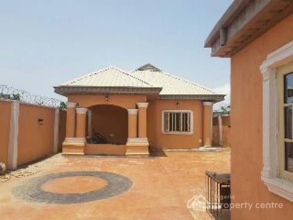 For Sale: Top Finished 3 Bedroom Bungalow With Security Gatehouse ...