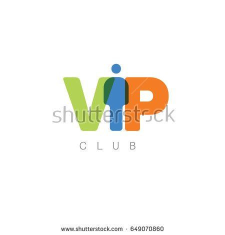 Vector Vip Club Membership Invitation Template Stock Vector ...