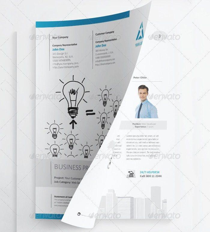 Website Design Proposal Template. Slide01 Web Design Proposal ...