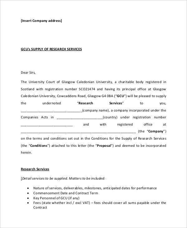 48+ Sample Business Letters | Free & Premium Templates