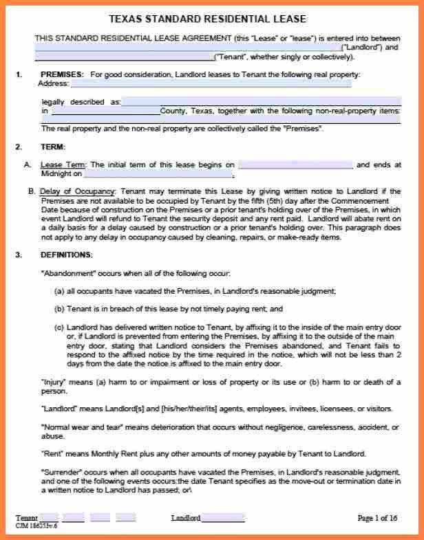 4+ apartment lease agreement template word | Purchase Agreement Group