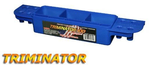 Triminator - The Electricians' Tool Caddy for Trimming out Panels