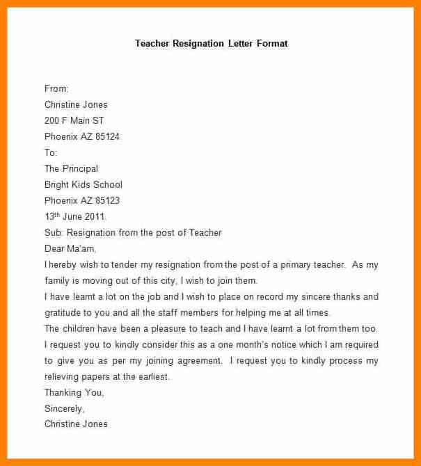 7+ resign letter template word | forklift resume