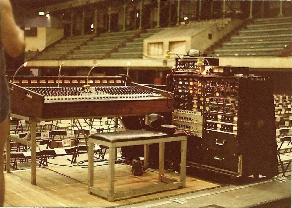Concert crew & staff jobs before concert: •Sound engineer ...