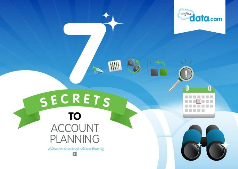 7 Secrets to Account Planning