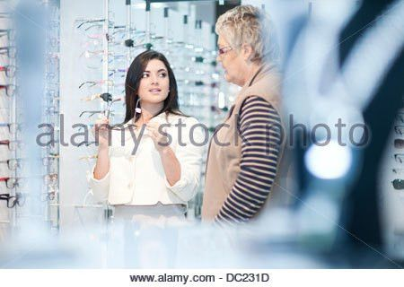 Opticians Display Stock Photos & Opticians Display Stock Images ...