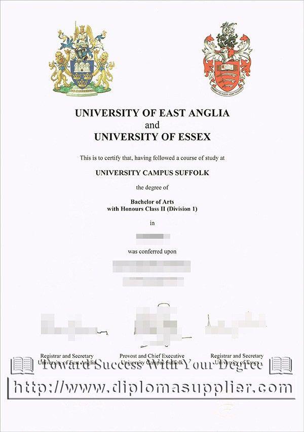 UEA fake degree, UEA and University of Essex degree certificate ...