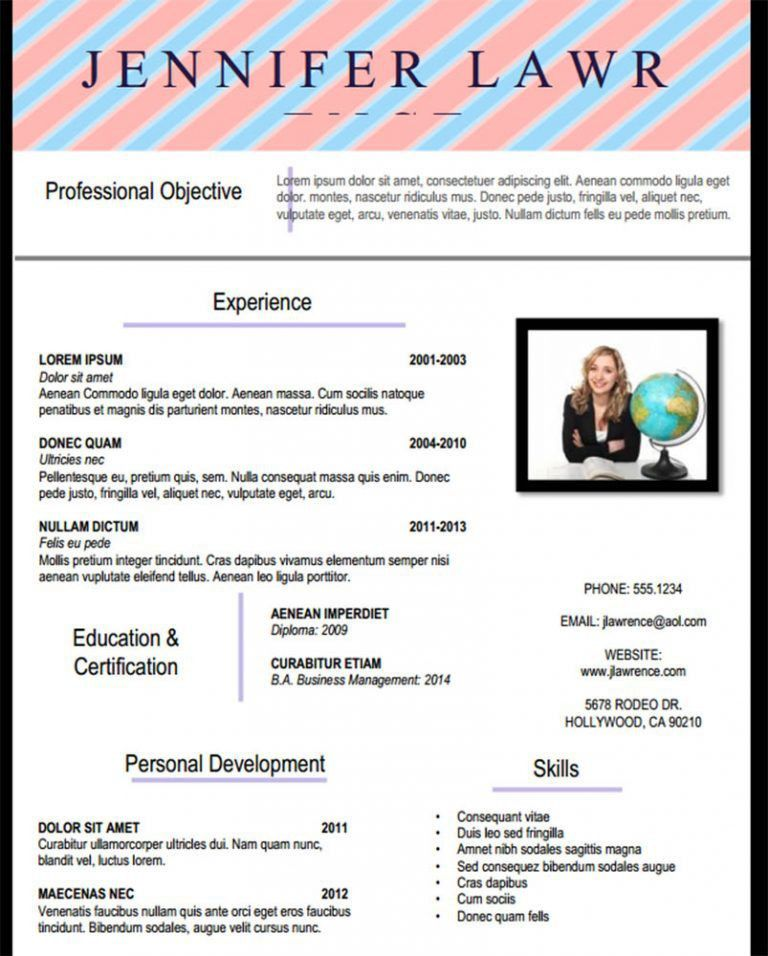 Marvellous Design How To Make My Resume Stand Out 15 Resume ...