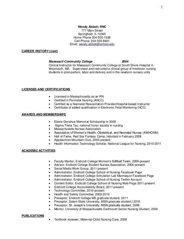 19+ [ Sample Resume For Staff Nurse ] | Resume Before,It ...