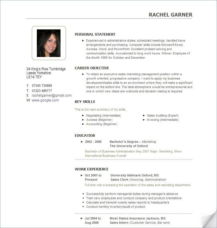 create resume templates resume examples for teens first resume