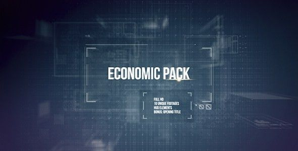 VIDEOHIVE ECONOMIC PACK - AFTER EFFECTS TEMPLATES - Free After ...