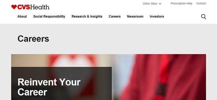 CVS Application | Online Form & Job Interview Tips