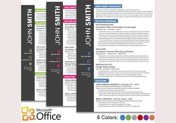 Creative Resume Templates Free | health-symptoms-and-cure.com