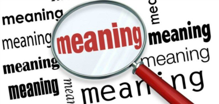 Connotation & Denotation - Getting the Right Message To Your Readers