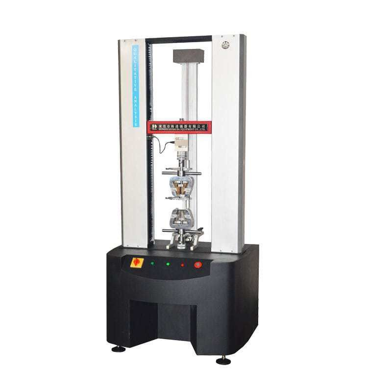 Tensile testing machine / tensile strength / materials / computer ...