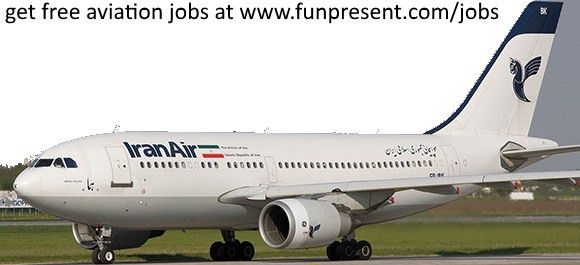 Iran Air, introduction, fleet, careers, first officer & captain ...