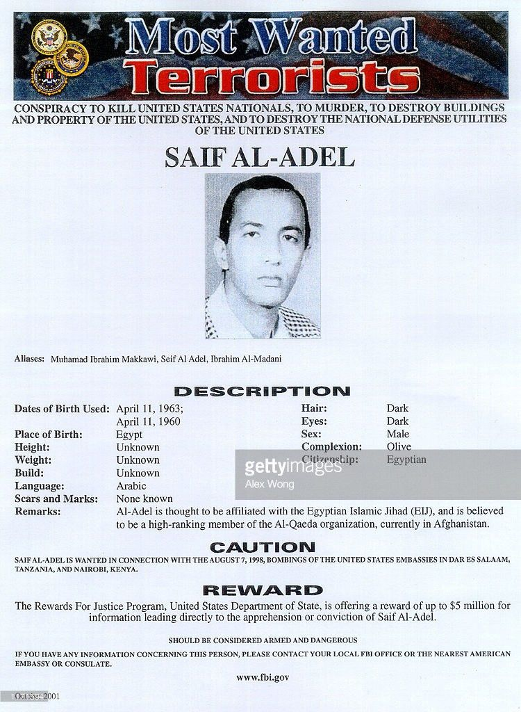FBI Unveiled a New Most Wanted List Pictures | Getty Images