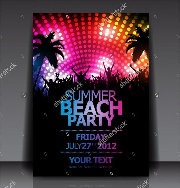20+ Party Flyer Templates - Free PSD, AI, EPS Format Download ...