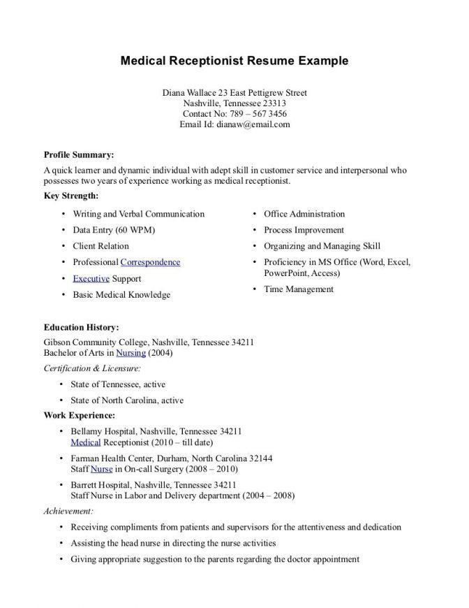 choose. clinical medical assistant resume sample template ...