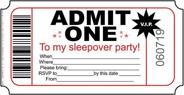 Printable Birthday Invitations For Girls – Bagvania FREE Printable ...