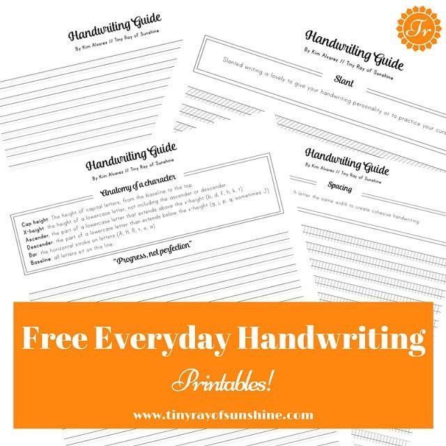 14 Simple Ways To Actually Improve Your Handwriting