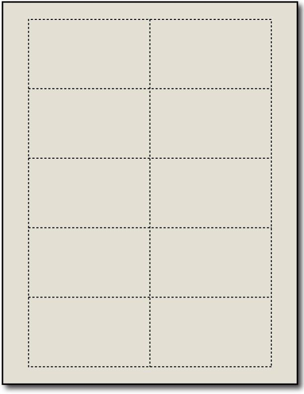 printable index cards - Template