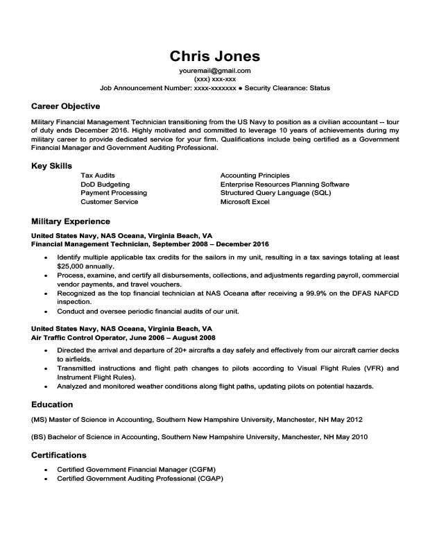 Career & Life Situation Resume Templates | Resume Companion