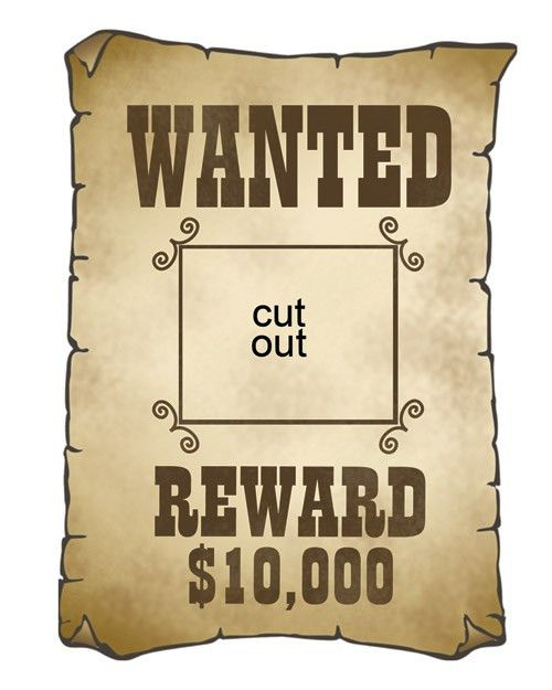 Wanted sign...doo itttt | Quakecon Forums