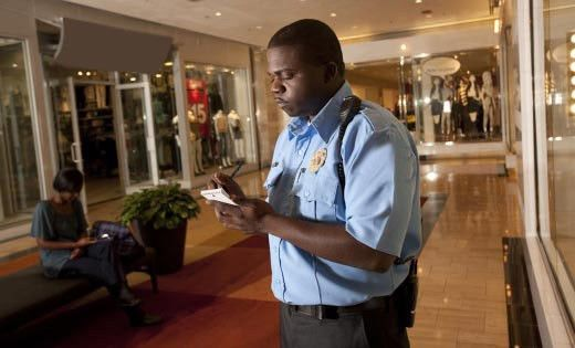 """Mall """"Cops"""" Are Hard Working Security Officers 
