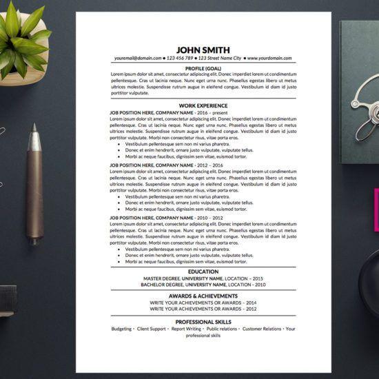 Resume Checklist Template. linn benton community college resume ...