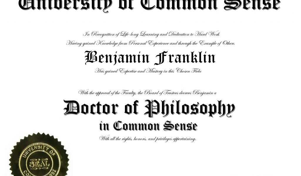 Diploma Word Template - Corpedo.com