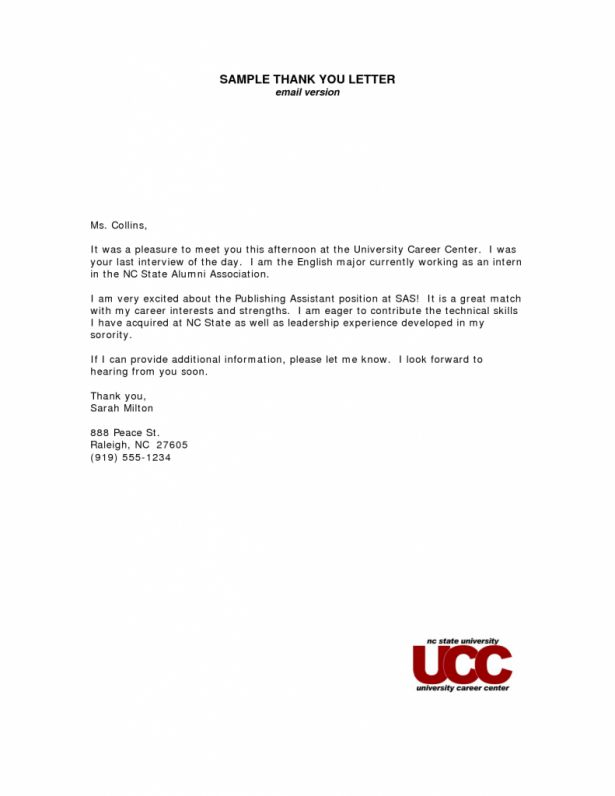 Resume : Follow Up Letter After Second Interview Sample Culinary ...