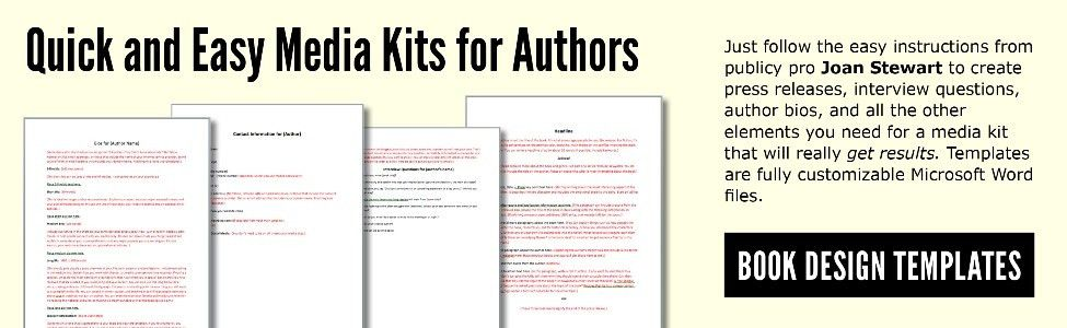 7 Must-Have Items for Your Author Media Kit | FundsforWriters