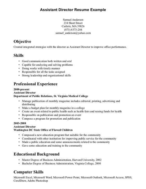 chronological resume example. 79 mesmerizing resume examples free ...