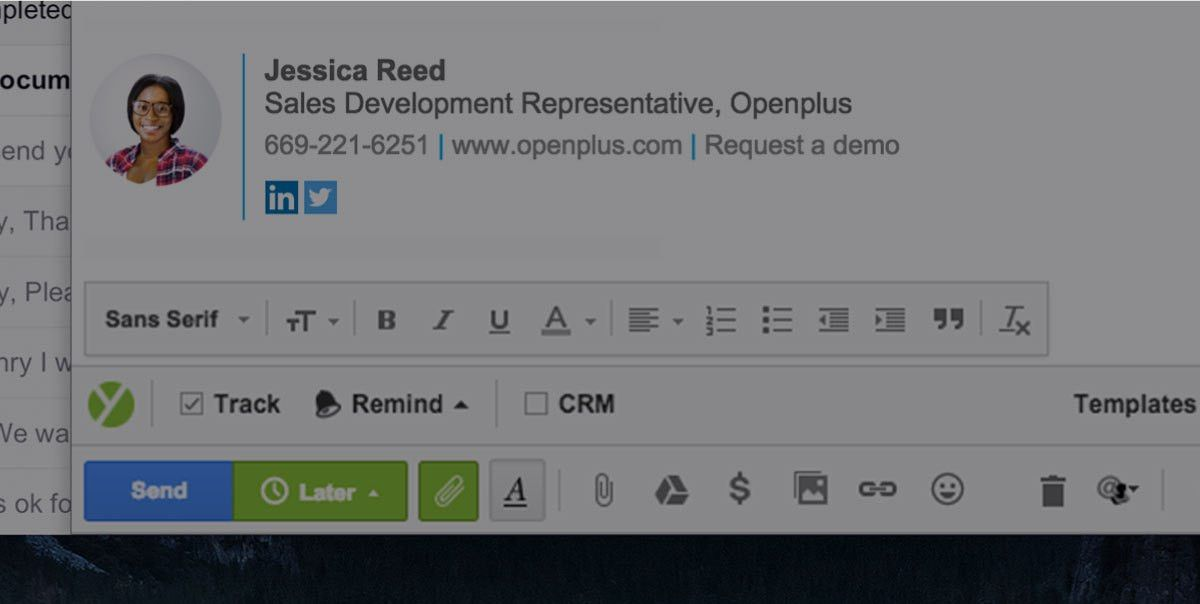 9 Professional Email Signature Examples (& Why They Work ...
