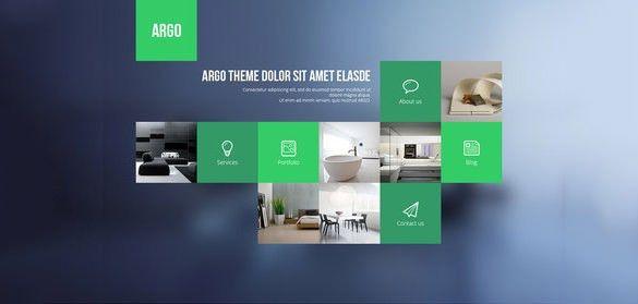 26+ Portfolio PSD Themes & Templates | Free & Premium Templates
