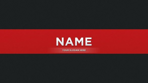 16+ Youtube Banner Templates – Free Sample, Example, Format ...