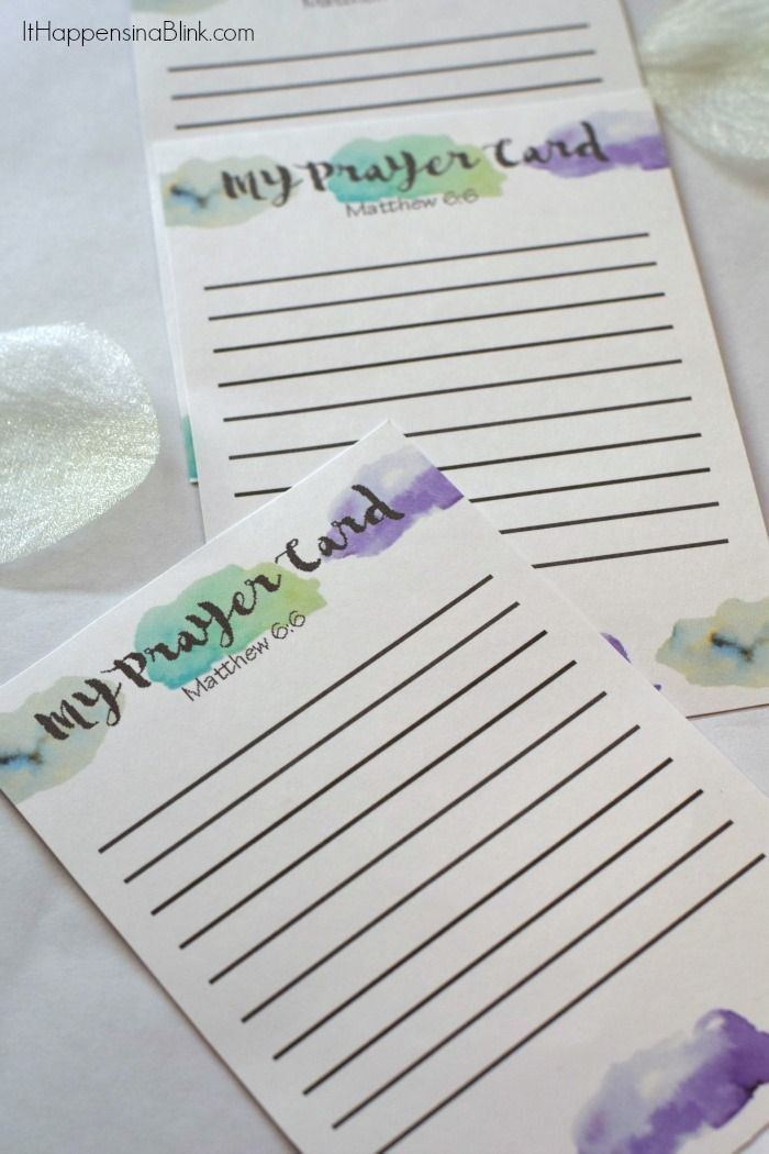 Best 25+ Prayer cards ideas on Pinterest | Printable prayers ...