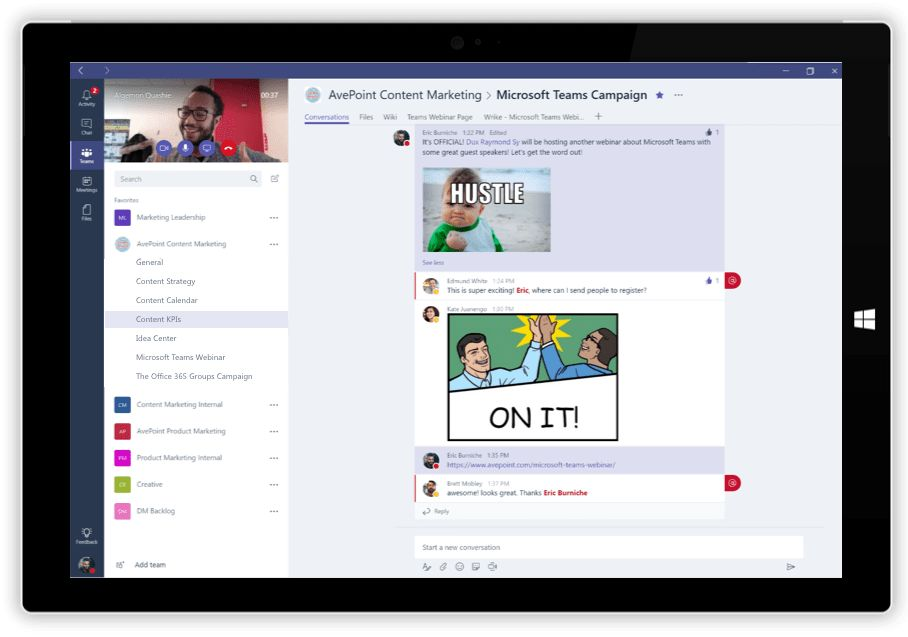 How To Use Microsoft Teams: Tips From AvePoint's Engineers