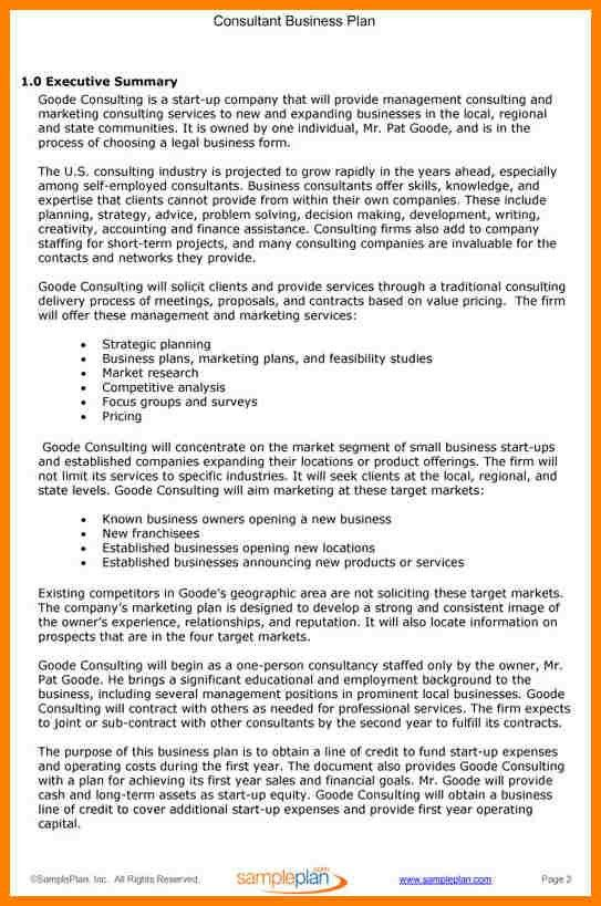 9+ business plan executive summary template | farmer resume