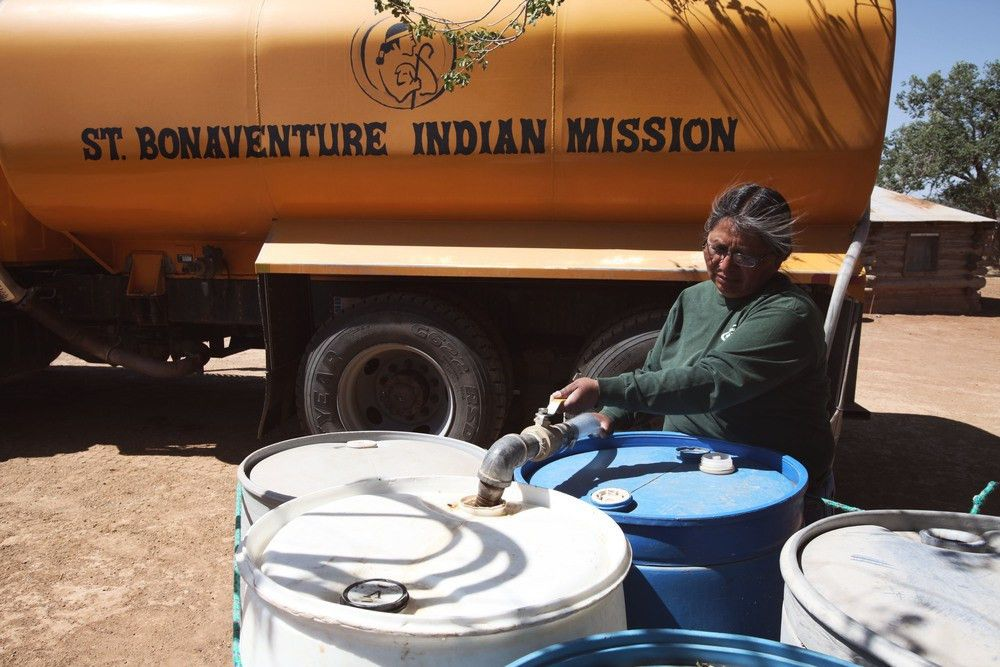 About the project — Navajo Water Project
