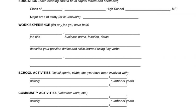 acting resume sample no experience httpwwwresumecareerinfo resume ...